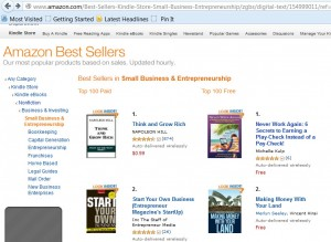 How to Become an Amazon Best Selling Author