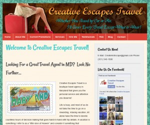 creative escapes travel