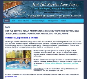 hot tub service nj