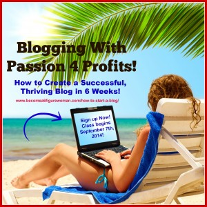 how to start a blog course
